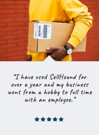 SellHound Testimonial