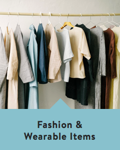 Fashion & Wearable Items